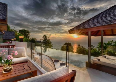 13.Pool Deck - Sunset