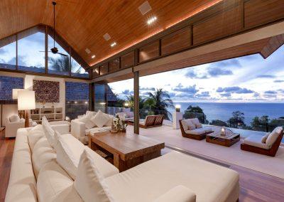 2.Living Room - Sunset